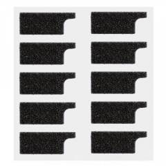 For iPhone 4S 10PCS/LOT LCD Display Connector Foam Pad