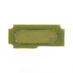 For iPhone 4S MIC Anti-dust Cloth Mesh with Adhesive