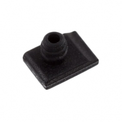 For iPhone 4 Mic Microphone Rubber Cover