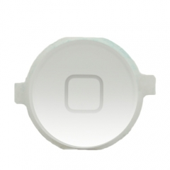 For iPhone 4 Home Button - White
