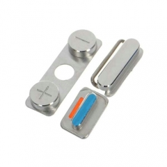 For iPhone 4 Mute Button + Volume Button + Power Button 3PCS/Set