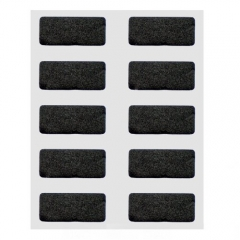 For iPhone 4 Digitizer Connector Foam Pad 100PCS/LOT