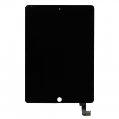 For iPad Air 2 LCD Screen With Touch Panel Digitizer Assemby - Black