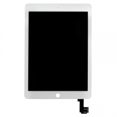 For iPad Air 2 LCD Screen With Touch Panel Digitizer Assemby - White