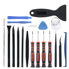 19 in 1 Repair Multi Opening Tools Kit Precision Screwdriver Set Spudge