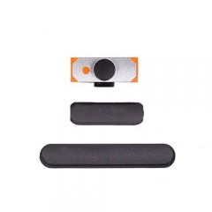 For iPad 2 Volume Mute Side Button - Black
