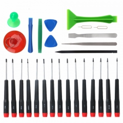 27 in 1 Phone Repair Tools Kit Spudger Pry Screen Opening Tool Screwdriver Tweezers Set For iPad iPhone 4 4s 5 5s 6 Plus