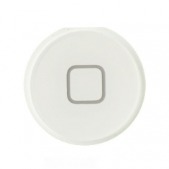 For iPad 3 Home Button - White