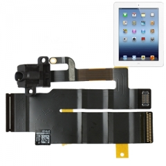 For iPad 3 Headphone Jack Flex Cable