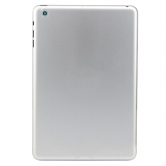 For iPad Mini 2 Back Houging Cover - Silver (WiFi Version)