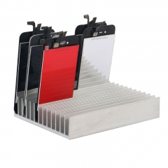 Aluminum Metal LCD PCB Holder Tray
