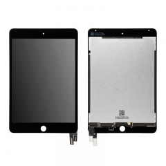 For iPad Mini 4 LCD Screen and Digitizer Assembly - Black