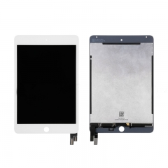 For iPad Mini 4 LCD Screen and Digitizer Assembly - White