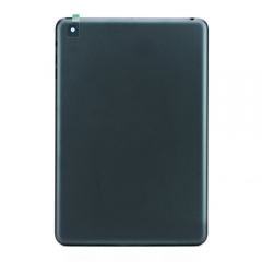 For iPad Mini Back Cover - Black (WiFi Version)