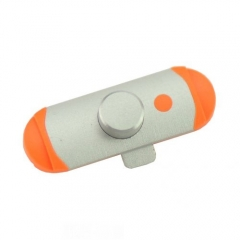 For iPad Mini Rotation Mute Button - Silver