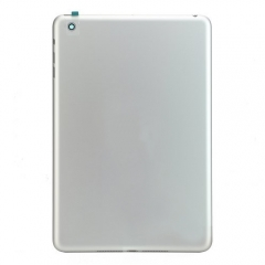 For iPad Mini Back Cover - Silver (WIFI Version)