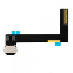For iPad Air 2 Dock Connector Flex Cable - Black