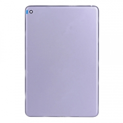 For iPad Mini 4 Grey Back Cover - WiFi Version