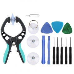 13 in 1 Mobile Phone Repair Tool Kit Pry Opening Tool Pliers Screwdriver Set