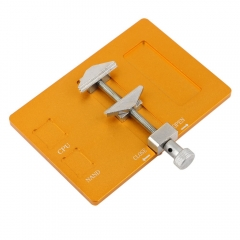 Universal Circuit Board PCB Holder Jig Fixture Work Station with CPU NAND Groove For iPhone 8 7 Plus IC Chip Repair Tools