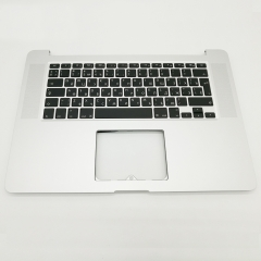 "For MacBook Pro Retina 15"" A1398 Topcase Palmrest With keyboard Backlight Top Case Late 2013-2014 Year"