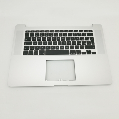 "For MacBook Pro Retina 15"" A1398 Topcase Palmrest With keyboard Backlight Top Case Late 2012-Early 2013 Year"