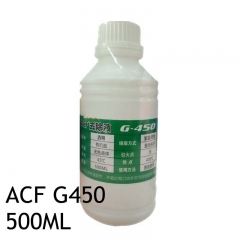 ACF G-450 Remover ACF Remover 500ML LCD Rework Remover IC Cleaning Liquid LCD Cable Touch Dedicated