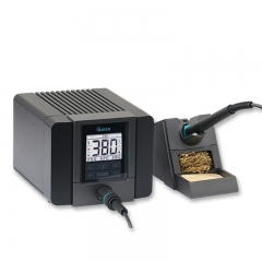 QUICK TS1200A 110V Hot Air Work Station Soldering Station Lead Free Adjustable Hot Air Heat Gun