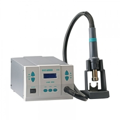 QUICK 861DW 110V Hot Air Work Station Soldering Station Lead Free Adjustable Hot Air Heat Gun