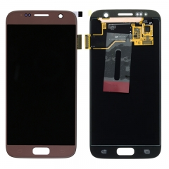 For Samsung Galaxy S7 G930 G930F LCD Screen Display Assembly - Rose Pink