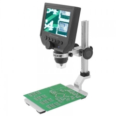 "Digital Microscope 4.3""hd OLED 3.6mp 600x Magnifier G600 Portable LCD With Aluminum Alloy Stent Repair For PCB board"
