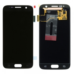 For Samsung Galaxy S7 G930 G930F LCD Screen Display Assembly - Black