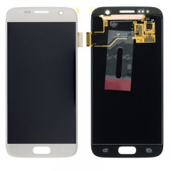 For Samsung Galaxy S7 G930 G930F LCD Screen Display Assembly - Silver