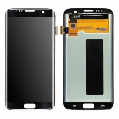 For Samsung Galaxy S7 Edge G935 G935F LCD Screen Display Assembly - Black