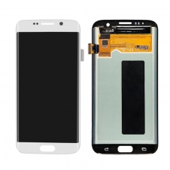 For Samsung Galaxy S7 Edge G935 G935F LCD Screen Display Assembly - White