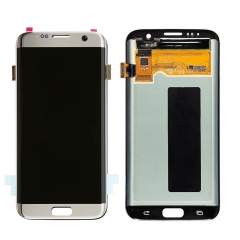 For Samsung Galaxy S7 Edge G935 G935F LCD Screen Display Assembly - Silver