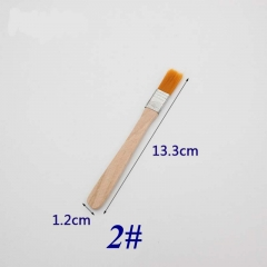 13.3cm Mobile Phone Computer Repair Cleaning Brush Small Flat Brush For Circuit Board Clean Dust Brush