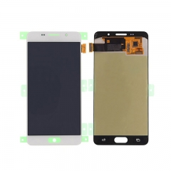 For Samsung Galaxy A5 2016 A510 SM-A510F LCD Screen Touch Digitizer Assembly - White