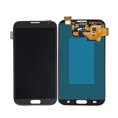 For Samsung Galaxy Note 2 N7100 N7105 LCD Screen and Digitizer Assembly - Grey