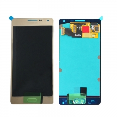 For Samsung Galaxy A5 2015 A500 SM-A500F LCD Screen Touch Digitizer Assembly - Gold