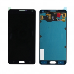For Samsung Galaxy A7 2015 A700 A700F LCD Screen Touch Digitizer Assembly - Black