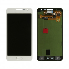 For Samsung Galaxy A3 2015 A300 SM-A300 LCD Screen Touch Digitizer Assembly - White