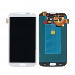 For Samsung Galaxy Note 2 N7100 N7105 LCD Screen and Digitizer Assembly - White