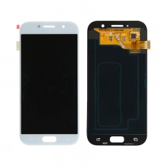 For Samsung Galaxy A5 2017 A520 SM-A520 LCD Screen Touch Digitizer Assembly - White