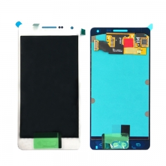 For Samsung Galaxy A5 2015 A500 SM-A500F LCD Screen Touch Digitizer Assembly - White