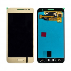 For Samsung Galaxy A3 2015 A300 SM-A300 LCD Screen Touch Digitizer Assembly - Gold