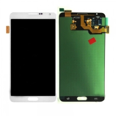 For Samsung Galaxy Note 3 N900 N9005 N9006 N900A N900V N900T LCD Screen and Digitizer Assembly - White