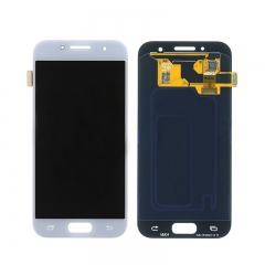 For Samsung Galaxy A3 2017 A320 LCD Screen Touch Digitizer Assembly - White