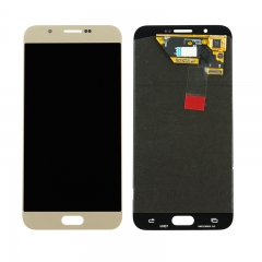 For Samsung Galaxy A8 2015 A800 LCD Display Touch Digitizer Assembly - Gold