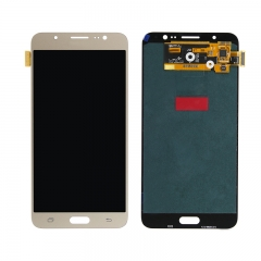 For Samsung Galaxy J7 2016 J710 J710F J710FN  LCD Display Touch Screen Digitizer Assembly - Gold